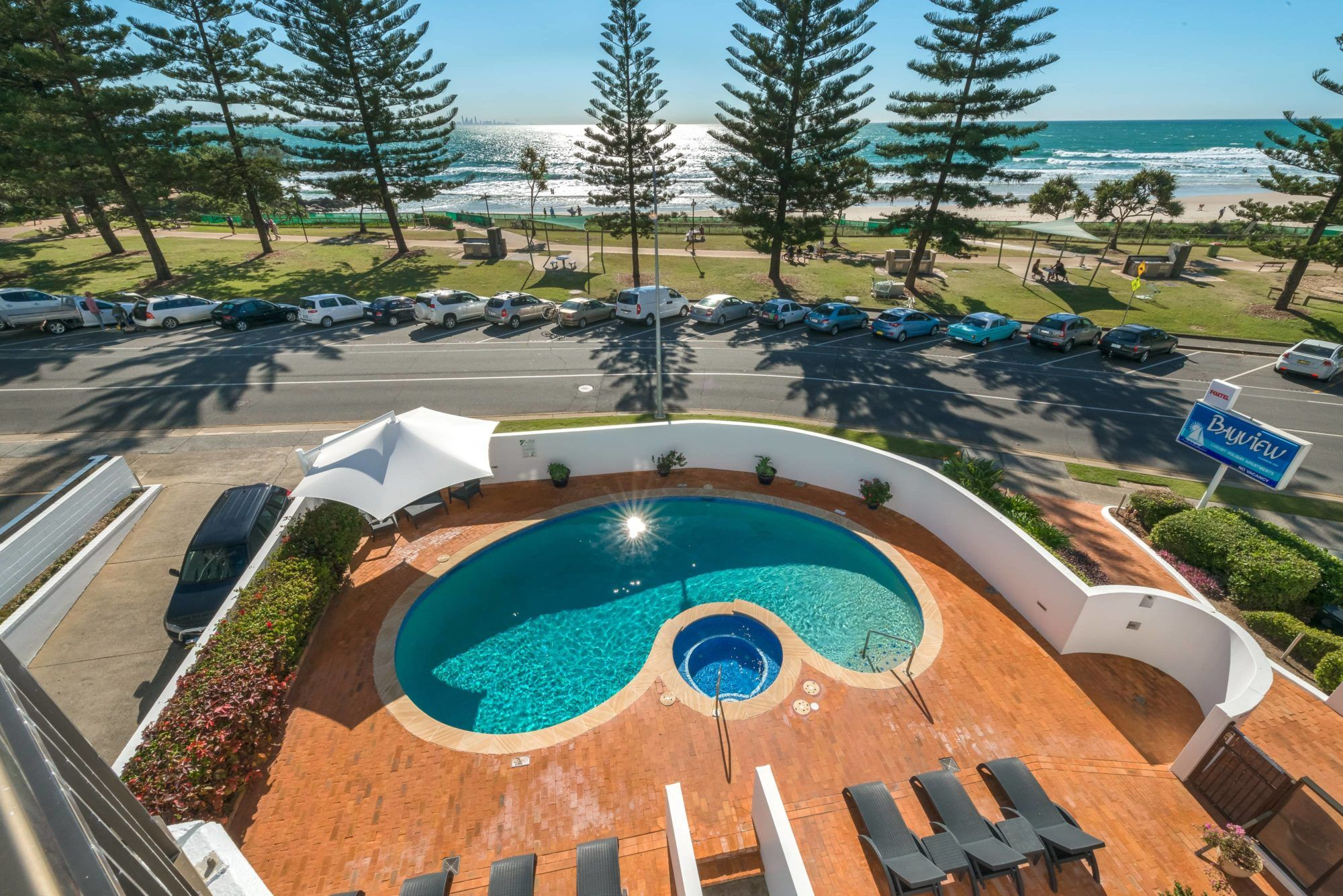 Accommodation near Tweed Heads | Bayview Apartments
