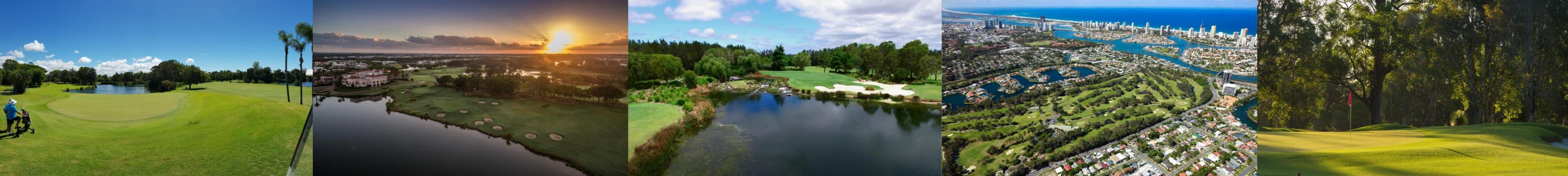 Gold Coast Golf Courses