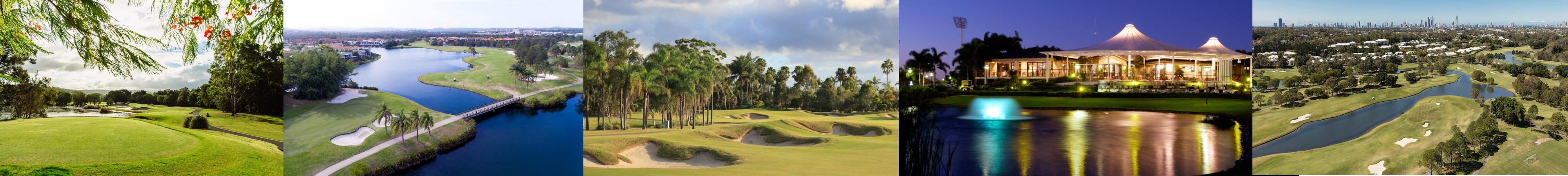 Queensland Golf Courses